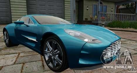Aston Martin One-77 2012 für GTA 4