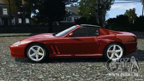 Ferrari 575M Superamerica [EPM] pour GTA 4 est une gauche