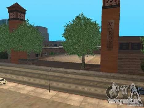 Neue Texturen-Einkaufszentrum für GTA San Andreas