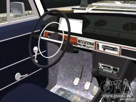 VAZ 2101 pour GTA 4 Vue arrière