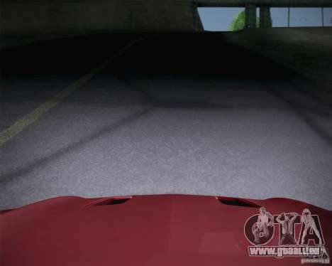 Improved Vehicle Lights Mod für GTA San Andreas achten Screenshot
