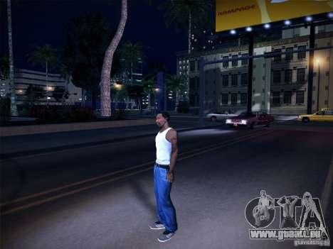 ENBSeries by CatVitalio pour GTA San Andreas sixième écran