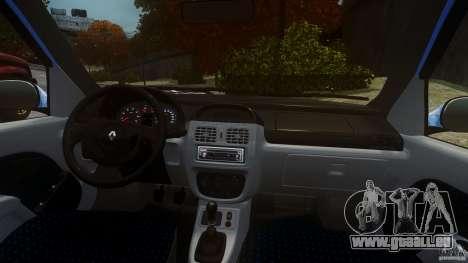 Renault Clio Tuning pour GTA 4 est un droit
