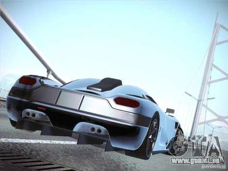 Orange ENB by NF v1 für GTA San Andreas siebten Screenshot