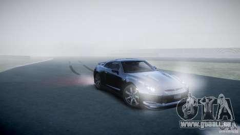 Nissan GT-R R35 V1.2 2010 pour GTA 4