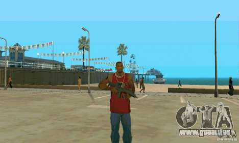 XM8 für GTA San Andreas