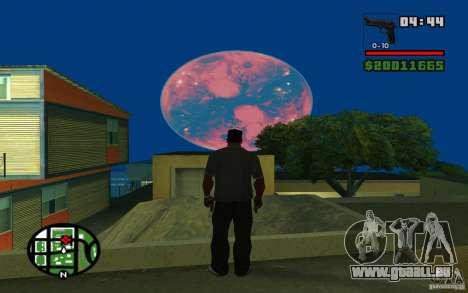 Nibiru-Planet X für GTA San Andreas