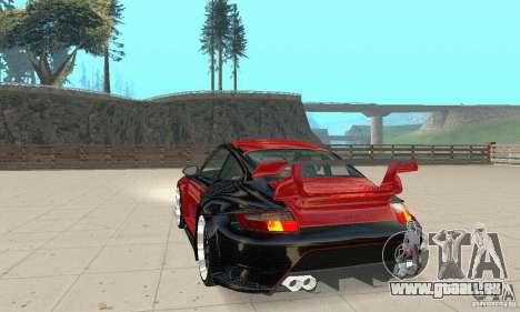 Porsche 911 GT2 NFS Undercover für GTA San Andreas linke Ansicht