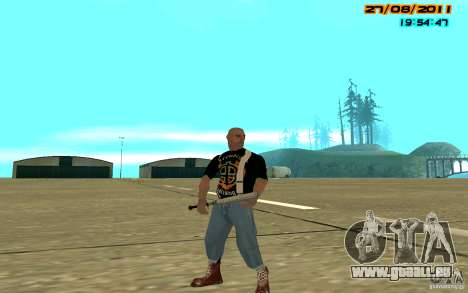 SkinHeads Pack für GTA San Andreas her Screenshot
