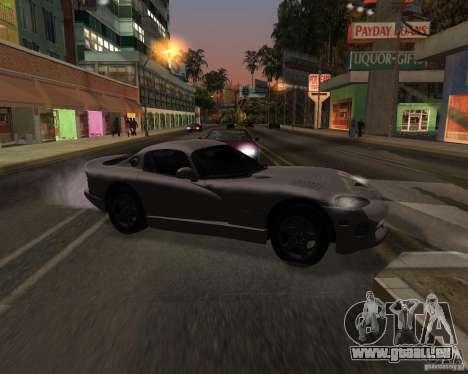 Dodge Viper für GTA San Andreas rechten Ansicht