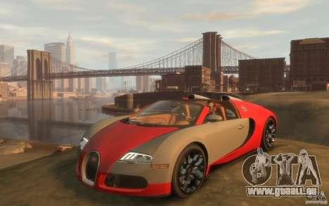 2009 Bugatti Veyron Grand Sport [EPM] für GTA 4
