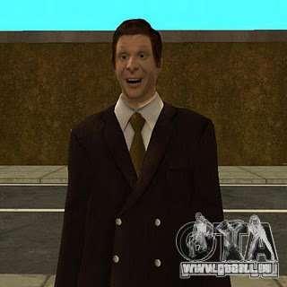 Eduard Hil für GTA San Andreas