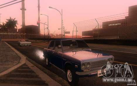 Datsun 510 4doors pour GTA San Andreas