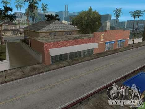 Neue Groove Street für GTA San Andreas fünften Screenshot