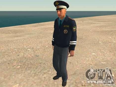 Major DPS pour GTA San Andreas neuvième écran
