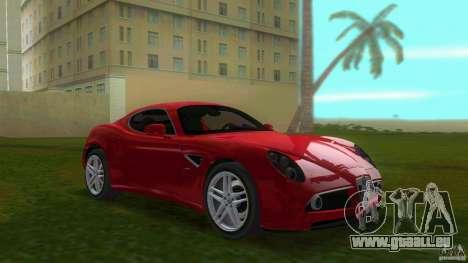Alfa Romeo 8C pour GTA Vice City