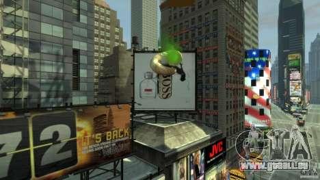 Time Square Mod pour GTA 4 onzième écran