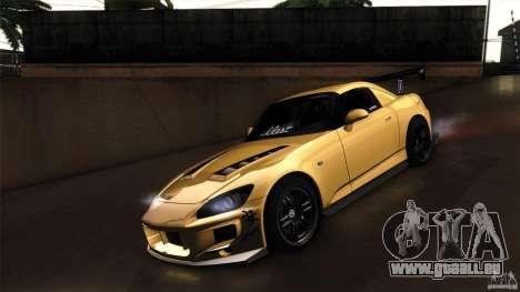 Honda S2000 JDM pour GTA San Andreas