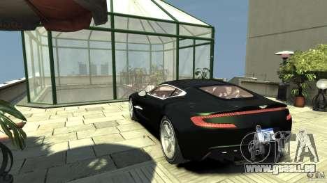Aston Martin One-77 [EPM] pour GTA 4 Vue arrière de la gauche