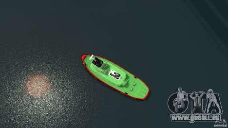 TUG Texture and Handling für GTA 4 rechte Ansicht