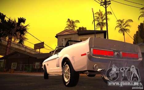 ENBSeries v1.0 par GAZelist pour GTA San Andreas troisième écran