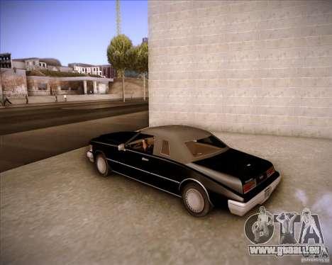 HD Idaho pour GTA San Andreas laissé vue