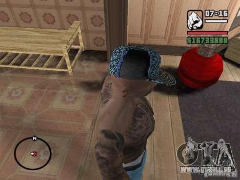 New York Cap für GTA San Andreas dritten Screenshot