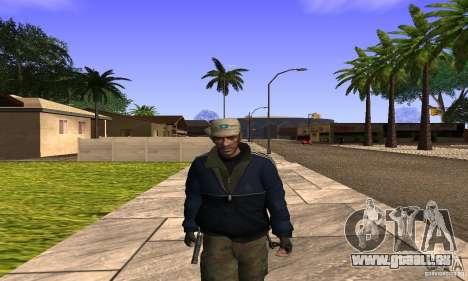 Grove Street v1.0 pour GTA San Andreas sixième écran