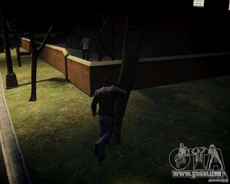 Collision Mod pour GTA 4 secondes d'écran