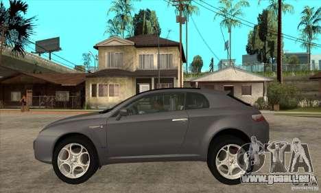 Alfa Romeo Brera von NFSC für GTA San Andreas linke Ansicht