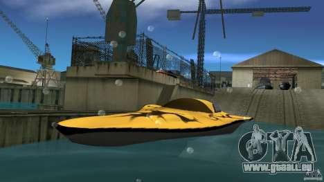 X-87 Offshore Racer pour GTA Vice City