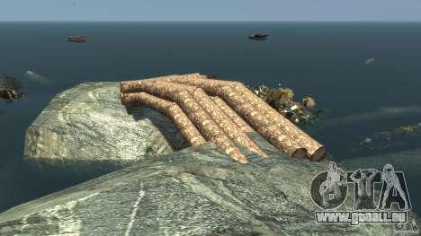 4x4 Trail Fun Land für GTA 4 Sekunden Bildschirm