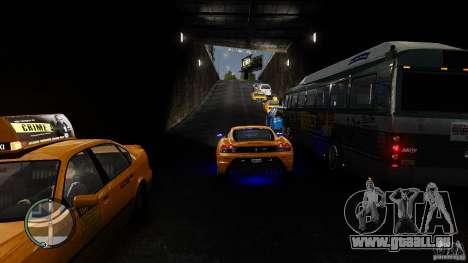 Traffic Load [Final] für GTA 4 dritte Screenshot