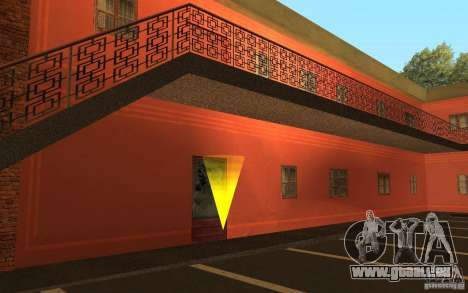 UGP Moscow New Jefferson Motel für GTA San Andreas