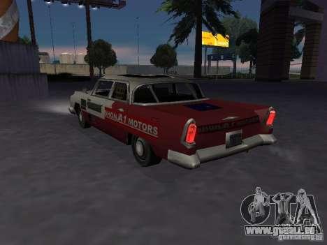 Bloodring Banger (A) de Gta Vice City pour GTA San Andreas laissé vue