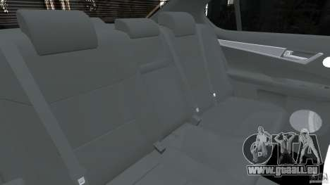 Lexus GS350 2013 v1.0 pour GTA 4 est un côté