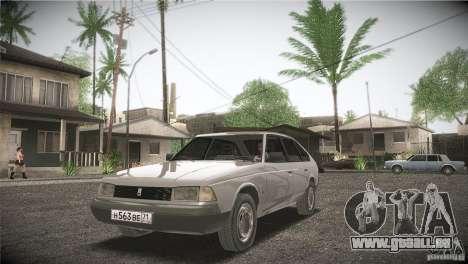 Svyatogor Moskvich 2141 pour GTA San Andreas