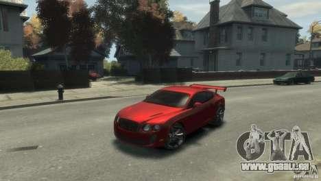 Bentley Continental SS für GTA 4