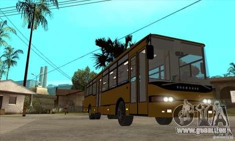 Wolzhanin 52702 für GTA San Andreas Rückansicht