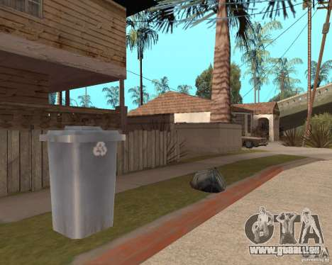 Remapping Ghetto v.1.0 pour GTA San Andreas huitième écran