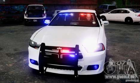 Dodge Charger 2012 Slicktop ELS für GTA 4