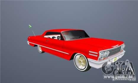 Voodoo pour GTA San Andreas salon