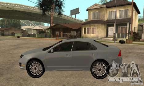 Ford Fusion V6 DUB 2011 für GTA San Andreas linke Ansicht
