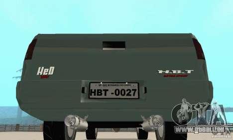 Chevrolet SS10 1994-1995 pour GTA San Andreas vue arrière