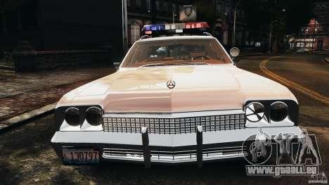 Dodge Monaco 1974 Police v1.0 [ELS] für GTA 4