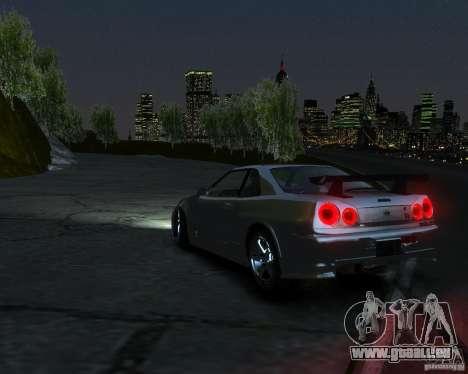 Rocky Drift Island pour GTA 4 troisième écran