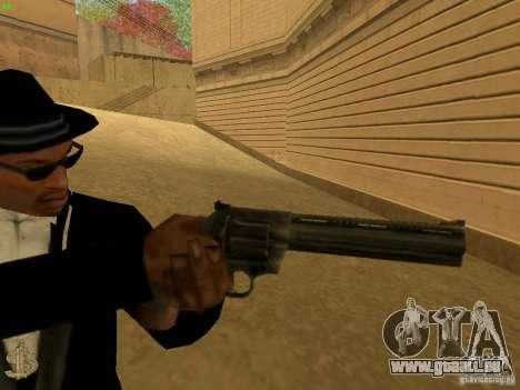44.Magnum für GTA San Andreas fünften Screenshot
