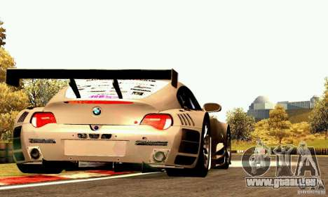 BMW Z4 E85 M GT 2008 V1.0 für GTA San Andreas