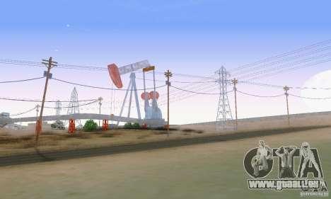 ENBSeries by dyu6 v6.0 pour GTA San Andreas huitième écran