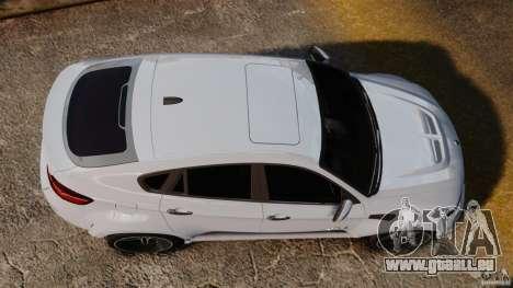 BMW X6 Hamann Evo22 no Carbon pour GTA 4 est un droit